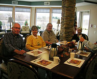 coffee time, senior community, cornerstone cooperative, plymouth, minnesota, carefree, friendly